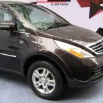 Tata Aria in India - 4