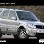 new Tata Safari
