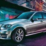 2011 Mercedes Benz C-Class 1