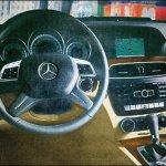 2011 Mercedes Benz C-Class 3