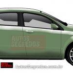 2012 Fiat Palio side