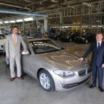 BMW Plant Chennai