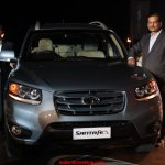 Hyundai Santa Fe India 2
