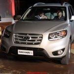 Hyundai Santa Fe India 3