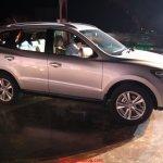 Hyundai Santa Fe India 7