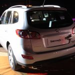 Hyundai Santa Fe India 8