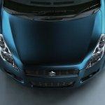 Suzuki Splash front