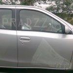 Toyota Etios spied 3