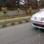 Toyota Etios spied 4