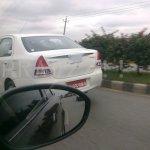 Toyota Etios spied 6