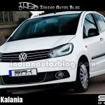 VW A-Star