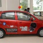 Chevrolet Spark Carvertise