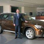 Andreas Schaaf BMW X1