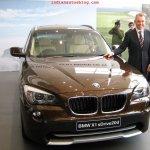 BMW X1 India 1
