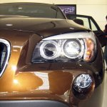 BMW X1 India 2