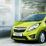 Chevrolet Spark UK