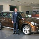 Dr. Andreas Schaaf BMW X1