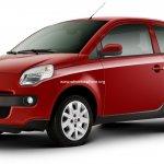 Fiat India small car 2