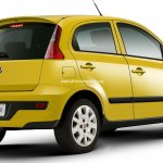 Fiat small car India-1