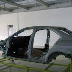 Mercedes Benz Pune Plant Tour 10