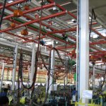 Mercedes Benz Pune Plant Tour 11