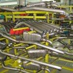 Mercedes Benz Pune Plant Tour 13