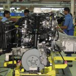 Mercedes Benz Pune Plant Tour 14