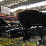 Mercedes Benz Pune Plant Tour 20