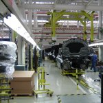 Mercedes Benz Pune Plant Tour 23