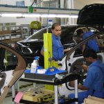 Mercedes Benz Pune Plant Tour 26