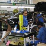 Mercedes Benz Pune Plant Tour 26
