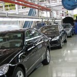 Mercedes Benz Pune Plant Tour 29