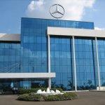 Mercedes Benz Pune Plant Tour 3