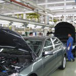 Mercedes Benz Pune Plant Tour 30