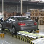Mercedes Benz Pune Plant Tour 32