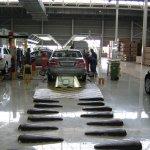 Mercedes Benz Pune Plant Tour 33