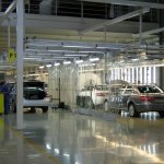 Mercedes Benz Pune Plant Tour 34