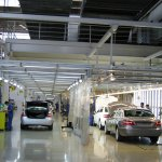 Mercedes Benz Pune Plant Tour 35