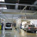 Mercedes Benz Pune Plant Tour 35