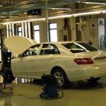 Mercedes Benz Pune Plant Tour 36
