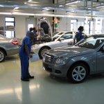 Mercedes Benz Pune Plant Tour 37
