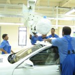 Mercedes Benz Pune Plant Tour 38