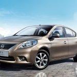 Nissan Sunny Sedan 1