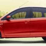 Red Ford Figo