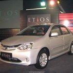 Toyota Etios India sedan - 1