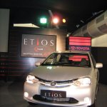 Toyota Etios India sedan - 13