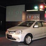 Toyota Etios India sedan - 14