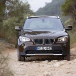 bmw x1 brown