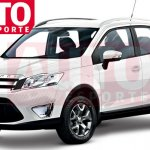 2012 Ford EcoSport India