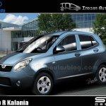 Hyundai HA small car
